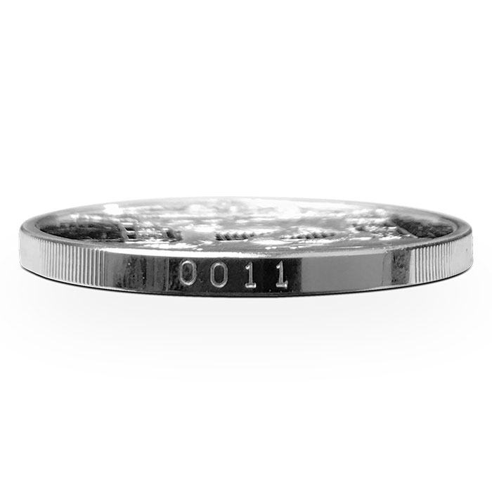 Garm Limited Edition Silver Round - Numbered Edge