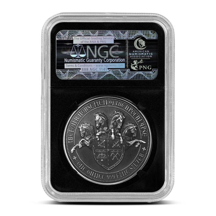 NGC White Horse of Conquest