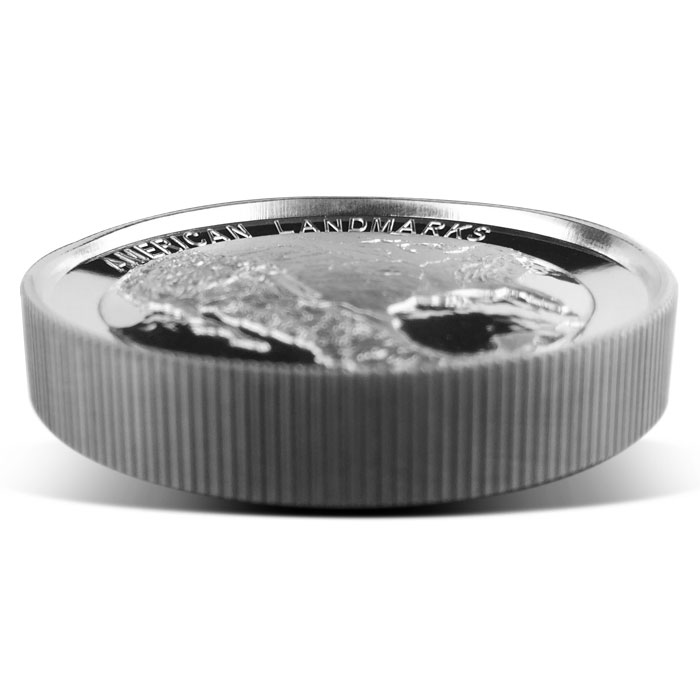 Grand Canyon two ounce High Relief Round | 10 count