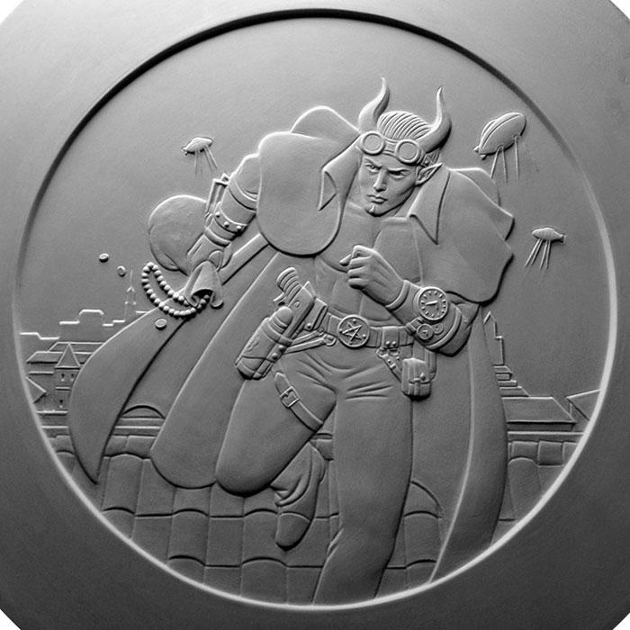 Gregorio Angels & Demons Sculpt