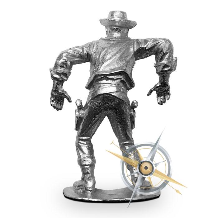 Gunslinger | Cast Silver