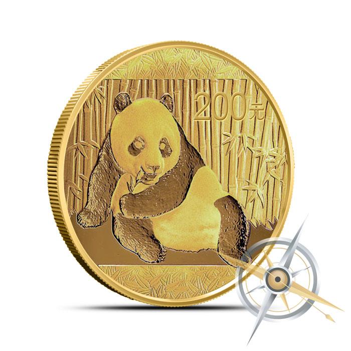 2015 1/2 oz Chinese Gold Panda
