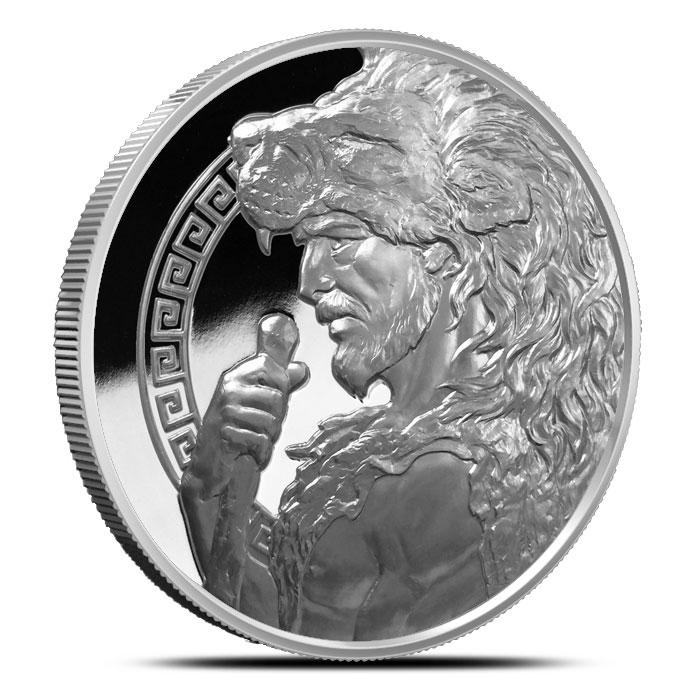 1 oz Silver Proof Hercules