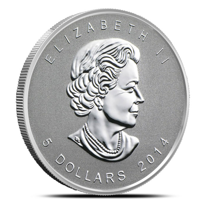 2014 Horse Privy Canadian Silver Maple Reverse