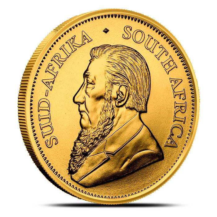 2018 1 oz Gold Krugerrand