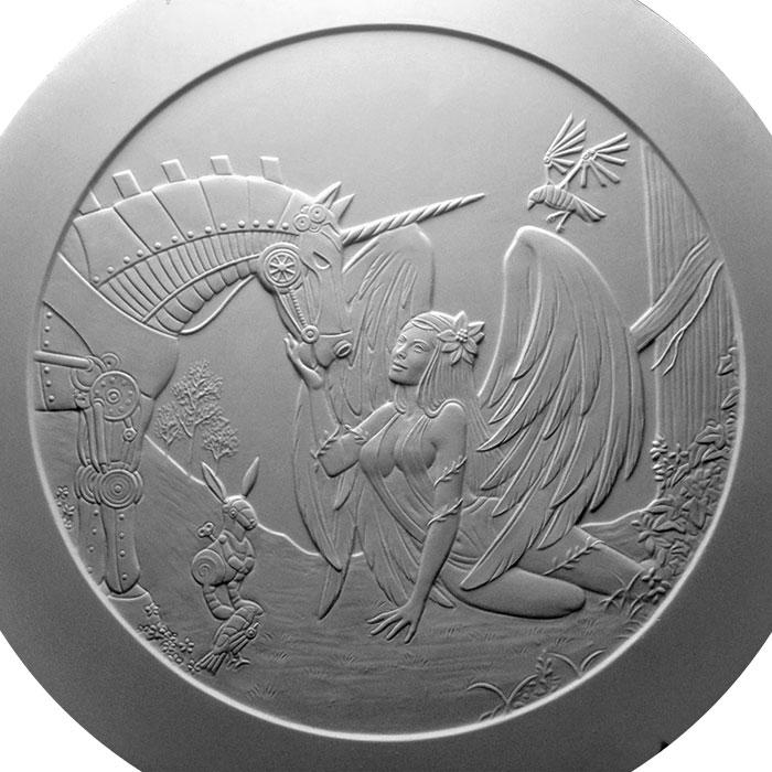 Angel Madelyn Sculpt