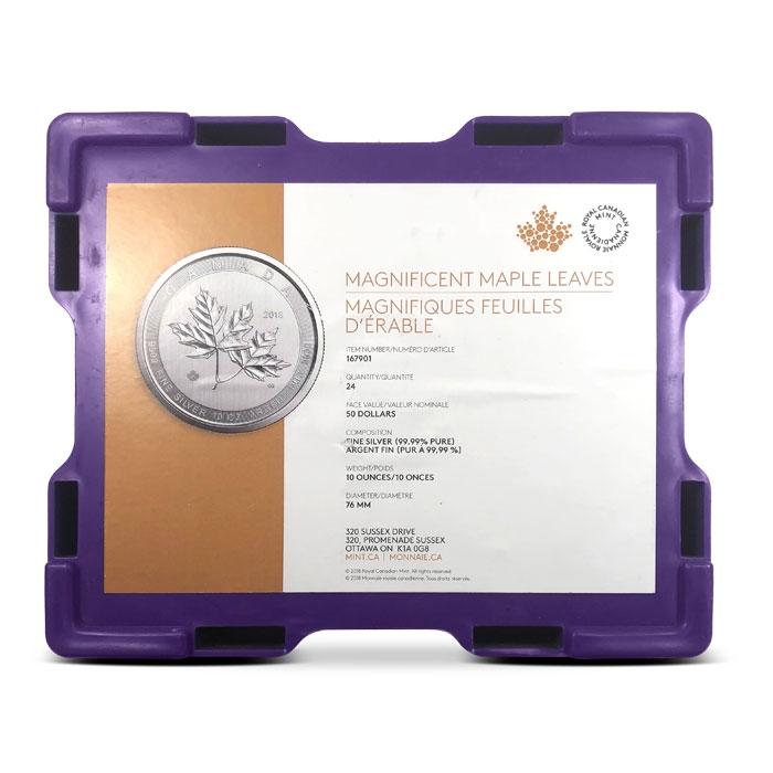 Magnificent Maple RCM Purple Monster Box