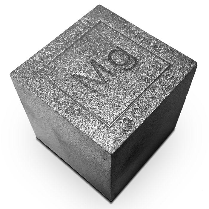 Magnesium Cube | 8 oz