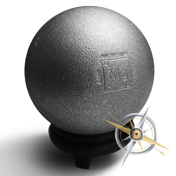 Magnesium Sphere