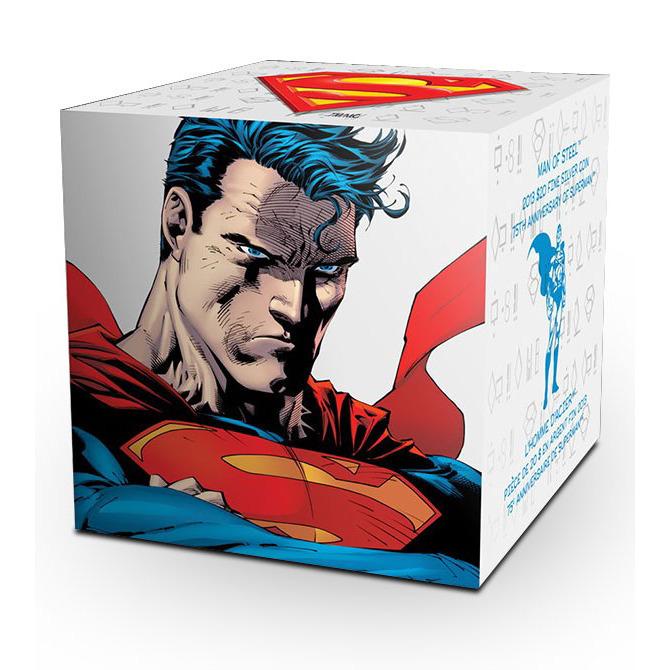 2013 Canadian Superman Man of Steel Graphic Box