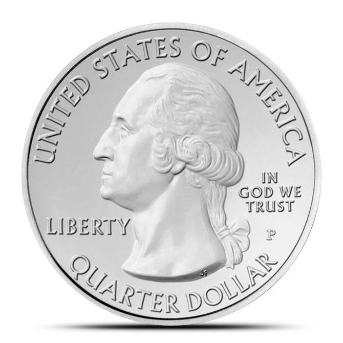 2011 Chickasaw 5 oz Silver ATB | Chickasaw National Park Reverse