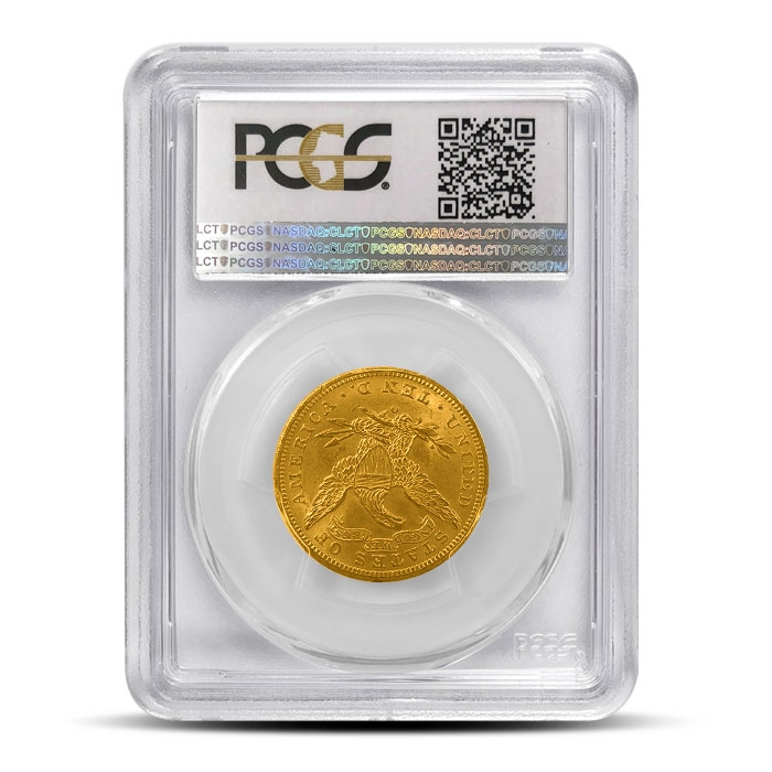 1903-O $10 Liberty Gold Eagle | MS62