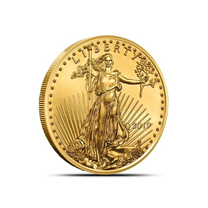 2019 1/4 oz American Gold Eagle Coin