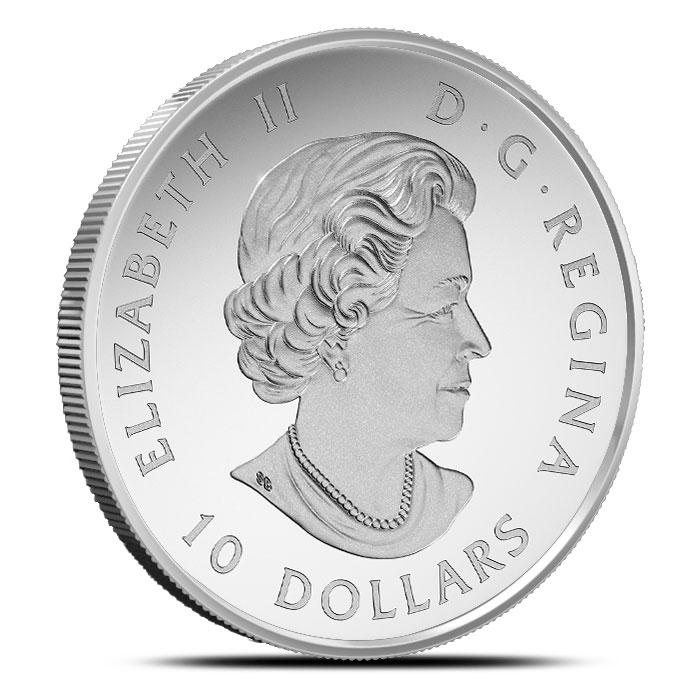 2018 Star Trek Silver Coin