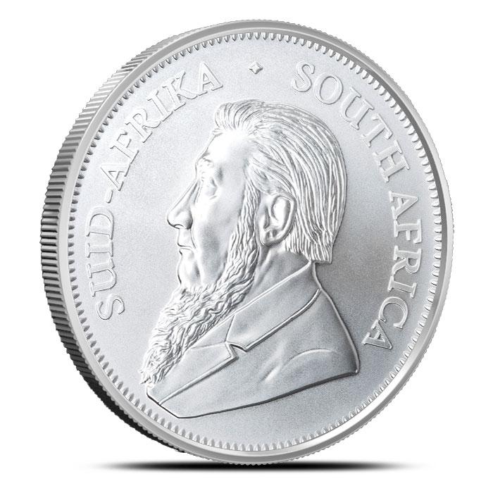 2018 1 oz Silver Krugerrand