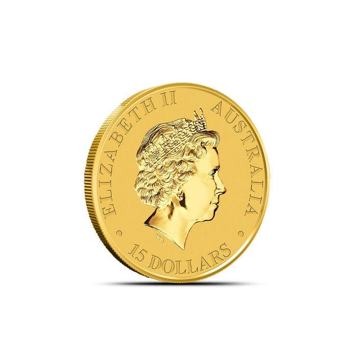 1/10 oz Gold Australian Kangaroo