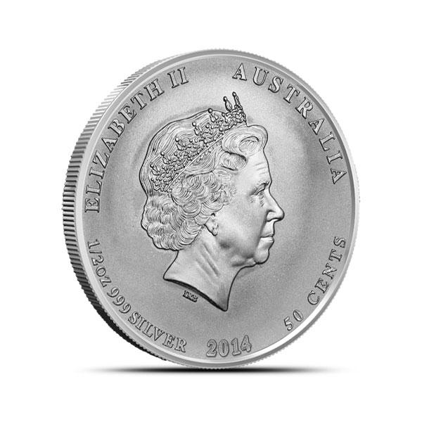 Battle of Coral Sea 1/2 oz Silver Coin