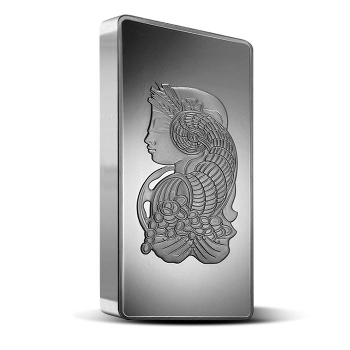 1 kilo Silver Fortuna Bar | PAMP Suisse