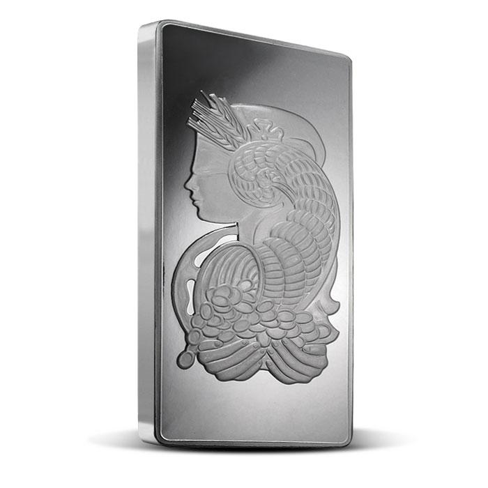PAMP Suisse 500 gram Silver Fortuna Bar-16058
