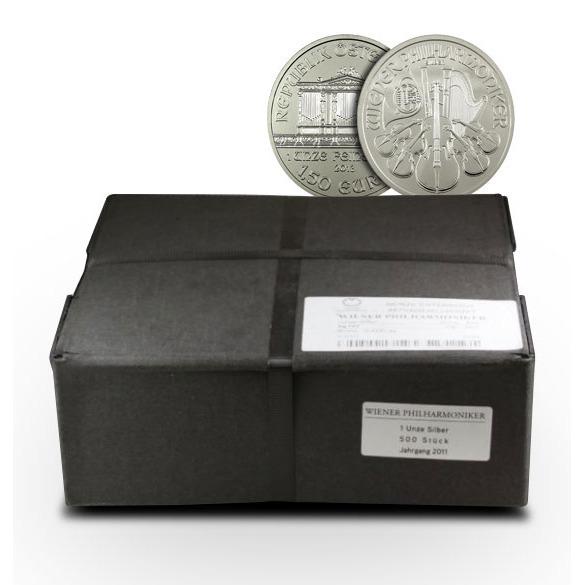 2013 Austrian Silver Philharmonic Monster box