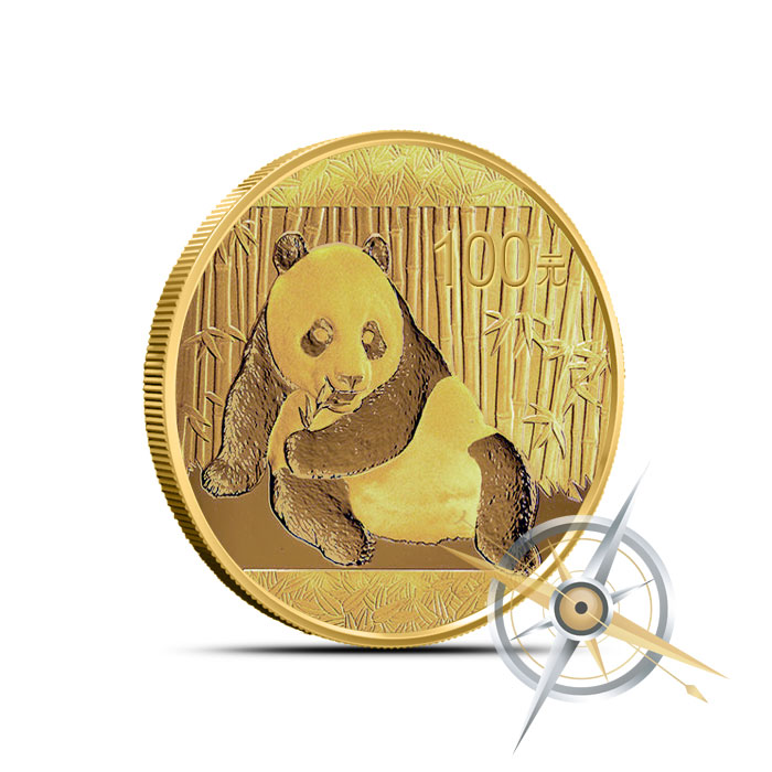 2015 1/4 oz Chinese Gold Panda