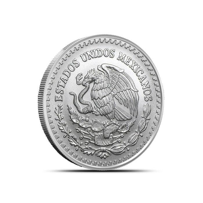 2019 Mexico 1/4 oz Silver Libertad