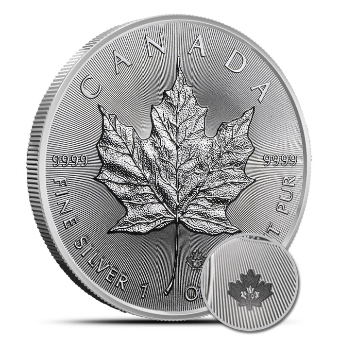 2019 Canadian Silver Maple Monster Box
