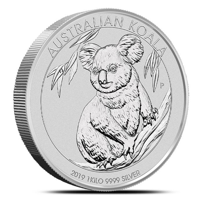 2019 Australian Kilo Silver Koala