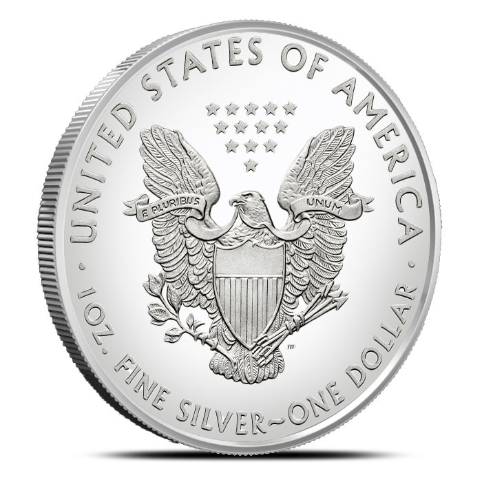 """Silver Eagle """"Monster Box"""" 