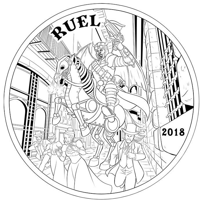 Demon Ruel Concept Sketch