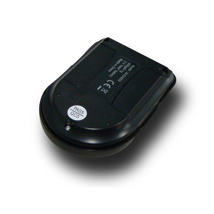 650 gram WeighMax Digital Pocket Scale Bottom