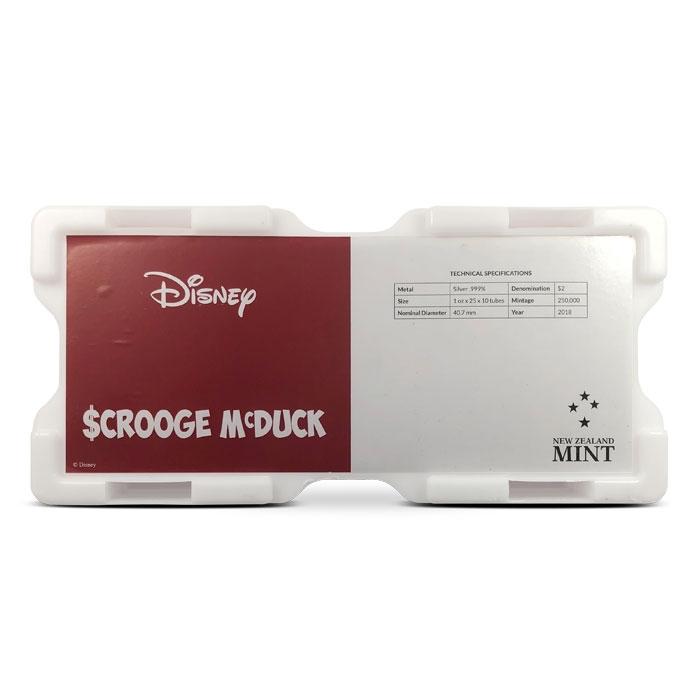 Scrooge McDuck Monster Box | Empty