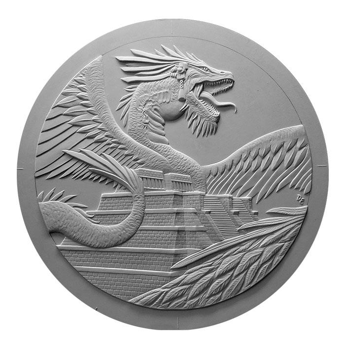 The Aztec Dragon Sculpt | World of Dragons