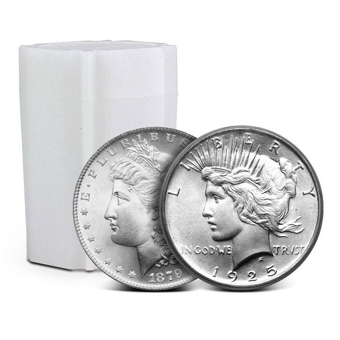 Coin Safe Silver Dollar Tube