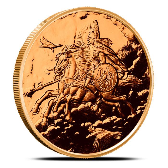Sleipnir Copper Round