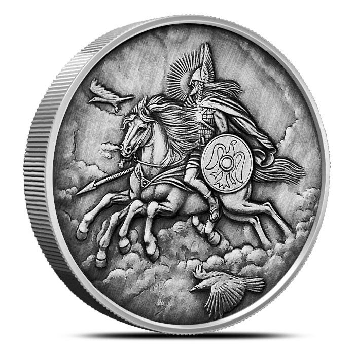 Sleipnir Silver Round