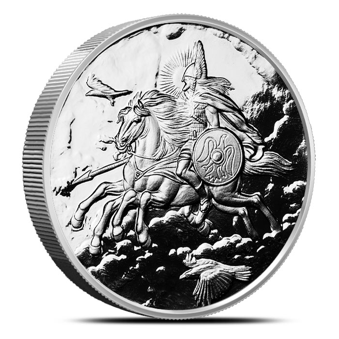 Sleipnir Silver Proof Round