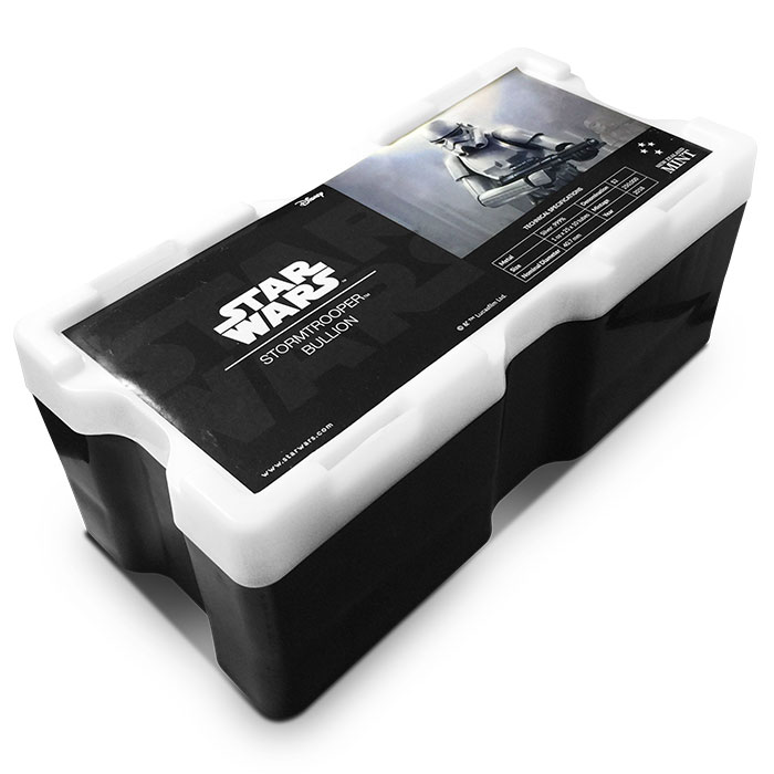 Empty Stormtrooper Monster Box