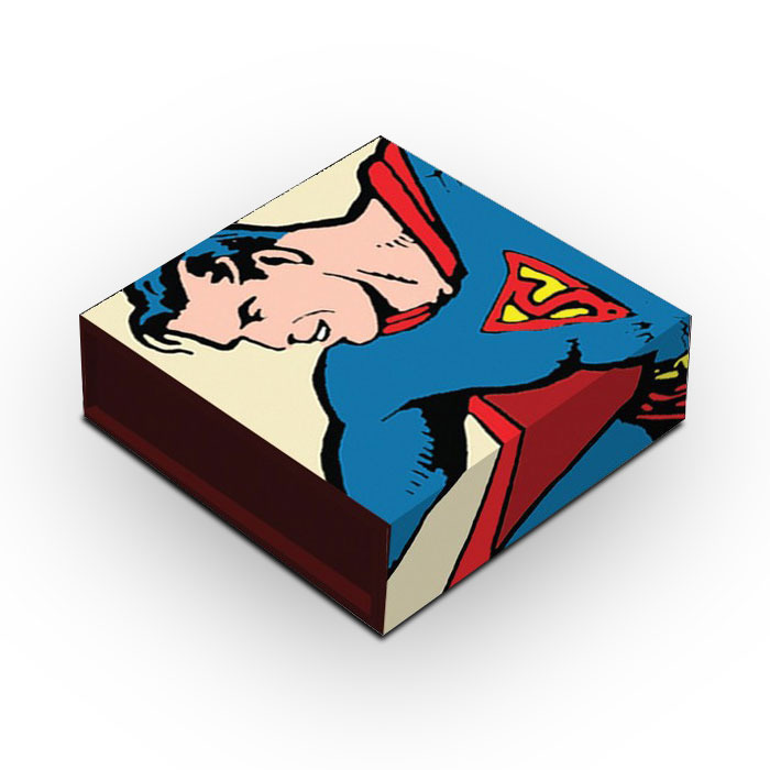 2013 Canadian Superman 14k Gold Coin Graphic Box