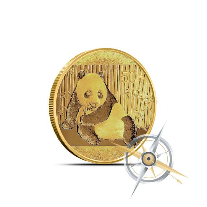 2015 1/10 oz Chinese Gold Panda