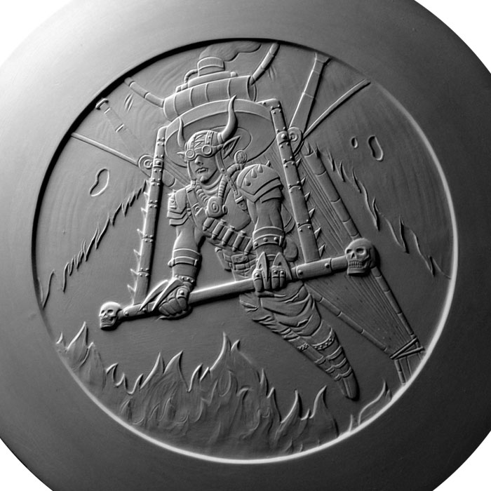 Thaddeus Sculpt