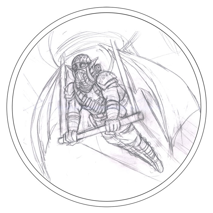 Thaddeus Sketch