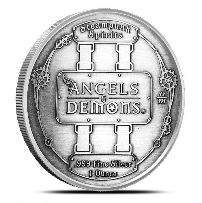 Theodosia Vintage 1 oz Silver Round