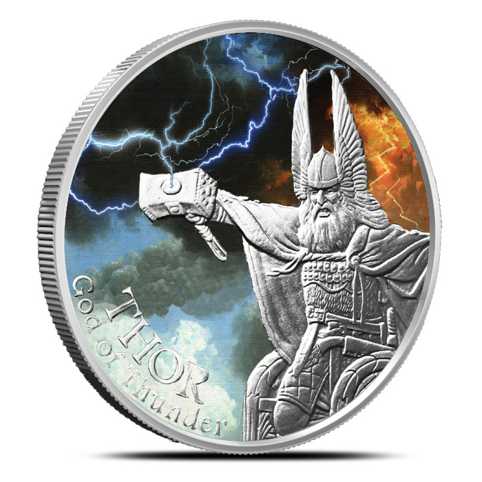 Thor Silver Round