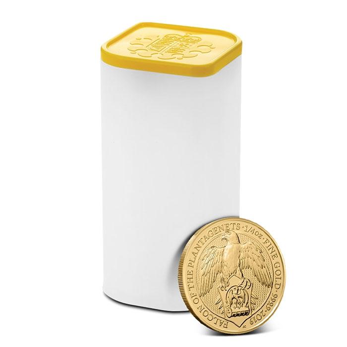 2019 1/4 oz Gold Queen