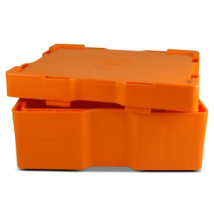 Privy Marked CSM Empty Orange Monster Box