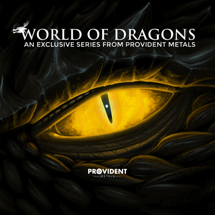 World of Dragons 12 Piece Collector