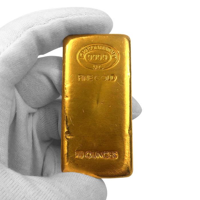 10 oz Gold Bar