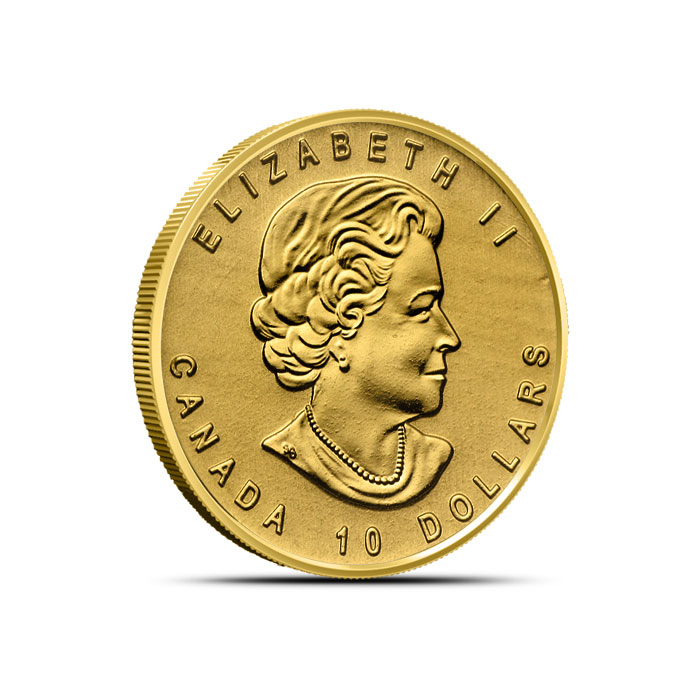 War of 1812 1/4 oz Gold Coin | Royal Canadian Mint