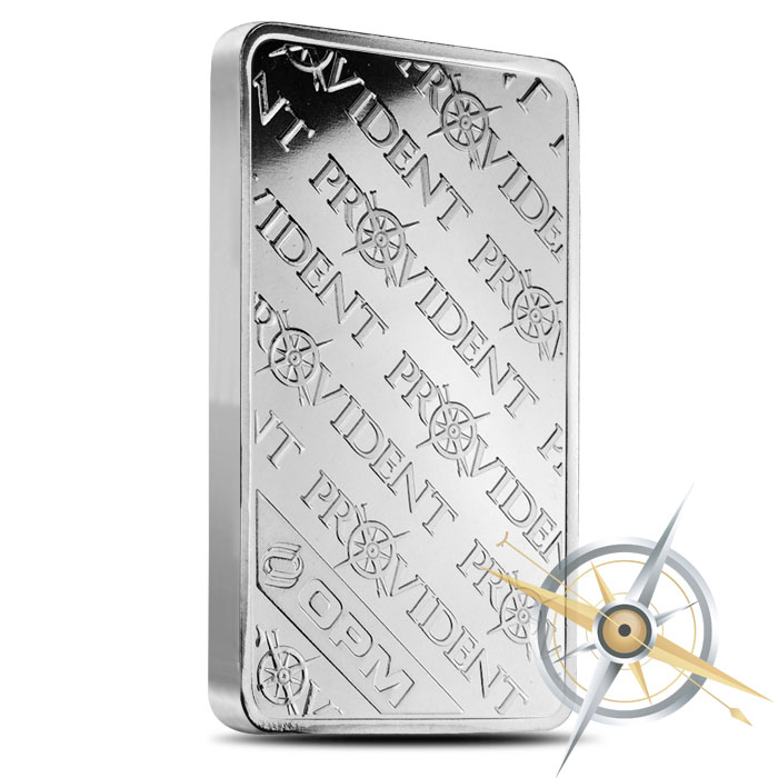 2014 Year of the Horse 10 oz SIlver Bar Reverse